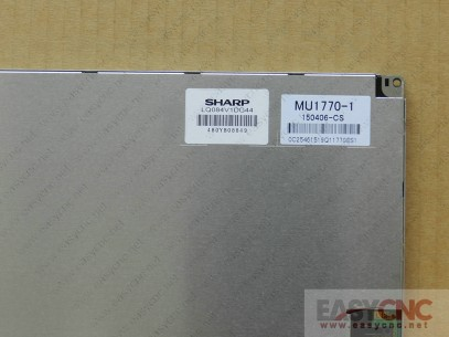 """LQ084V1DG44 SHARP 8.4"""" LCD Use for FANUC OI-MD OI-TD OI-F LCD new and original"""