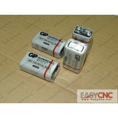 1604S 6F22 9V GP Battery New And Original