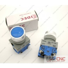 ABW110S HW-C10 IDEC control unit switch blue new and original