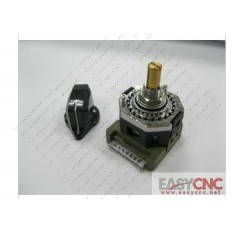 DPN02011S20R Tosoku rotary mode select switch new