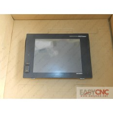 GT1572-VNBA Mitsubishi graphic operation terminal with Q bus interface unit GT15-75QBUSL used