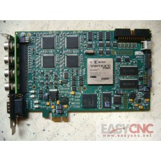 OR-X1A0-QUAD0 Dalsa video capture card used