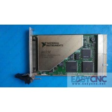 PXI-6025E National instruments capture card used