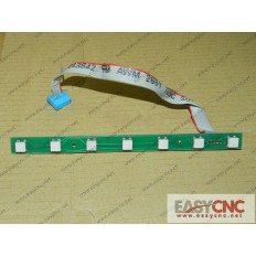 A20B-1001-0720 FANUC 7 KEY KEYBOARD