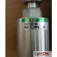 FAC100-6A CKD MADE IN JAPAN MAX 0.1MPa